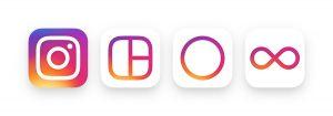 Новый дизайн инстаграм