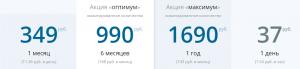 цены на HideMe.ru