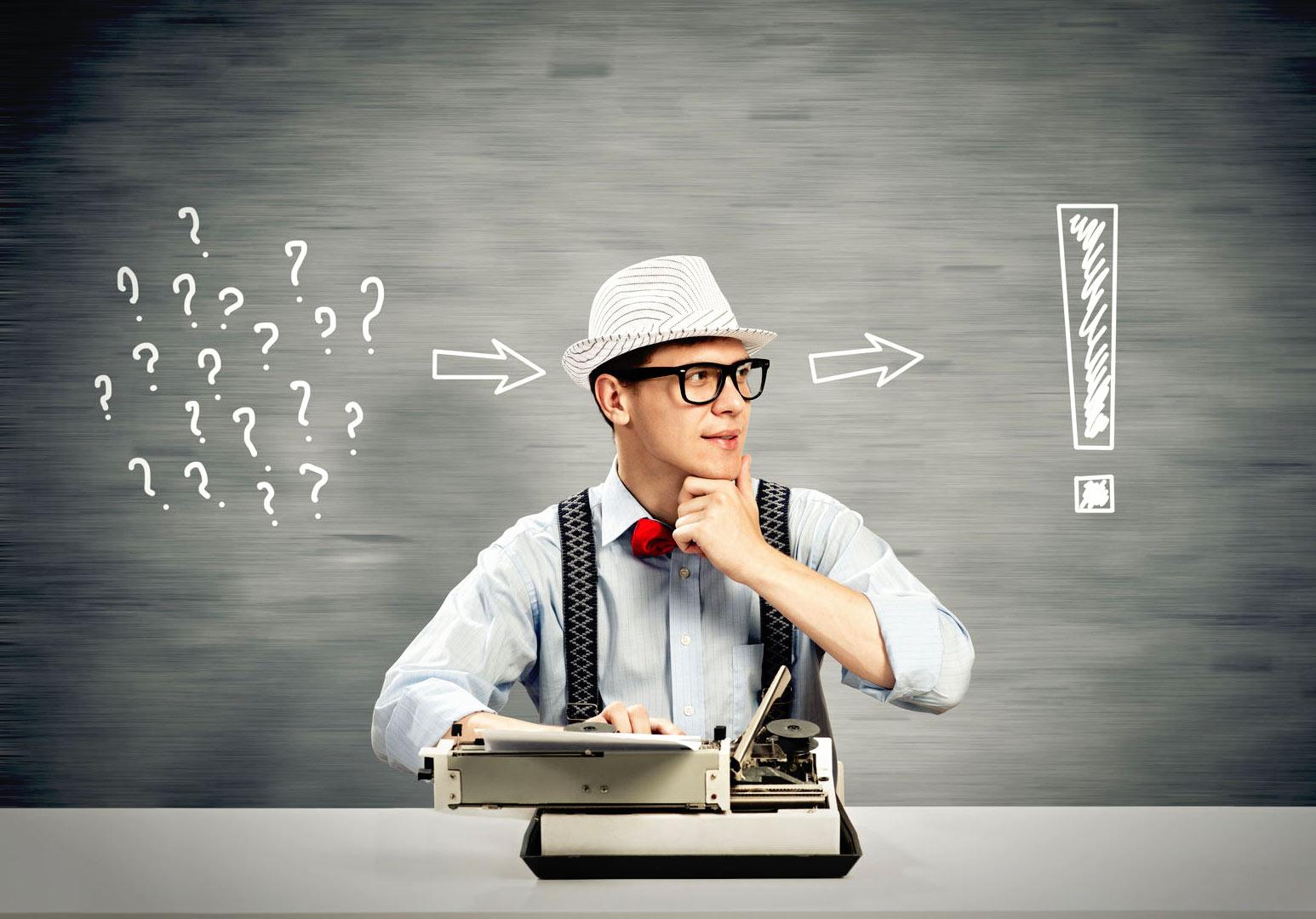 Как выбрать тематику сайта?